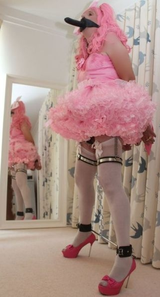 Mistress needs a sissy toy - Looks like Mistress has special plans for me today, toy,pansy,sissy, Feminization,Dominating Mistress Or Master,Dolled Up