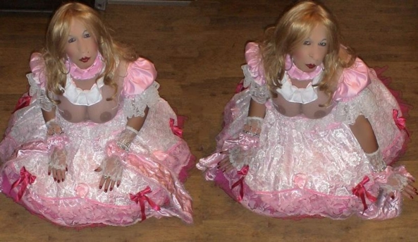 The sissy pansy twins - ... , sissy,pansy,prissy,adult baby,feminization, Feminization,Adult Babies,Hormones,Sissy Fashion,Breast Implants,Dolled Up