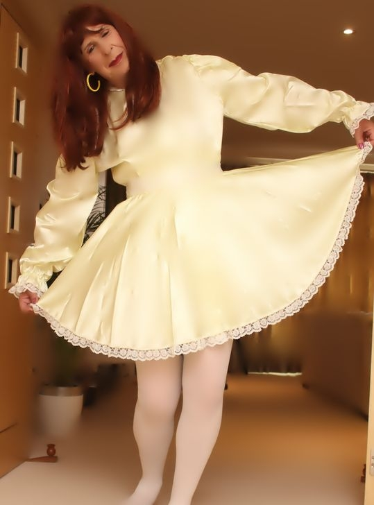 Playful sissy girl, sissy,pansy,doll, Dolled Up