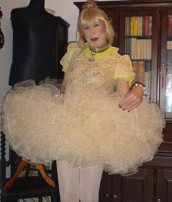 My new petticoat - My new pettixoat