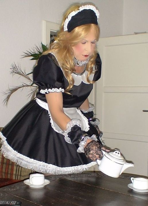 a well trained sissy pansy, maid,sissy,pansy,emasculation, Feminization,Sissy Fashion,Bad Boy To Good Girl
