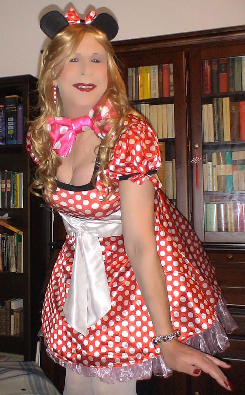Daily Sissy Photo - Minnie Sissy, sissy,prissy,feminization, Dolled Up,Sissy Fashion,Feminization