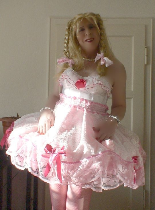 Daily Sissy Photo - sissy pansy loves pink, sissy,pansy,fairy, Sissy Fashion,Dolled Up