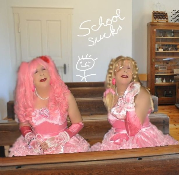 Daily Sissy Photo - sissy twins send to pansy school, sissy,pansy,sissy twins, Sissy Fashion,Dolled Up,Bad Boy To Good Girl