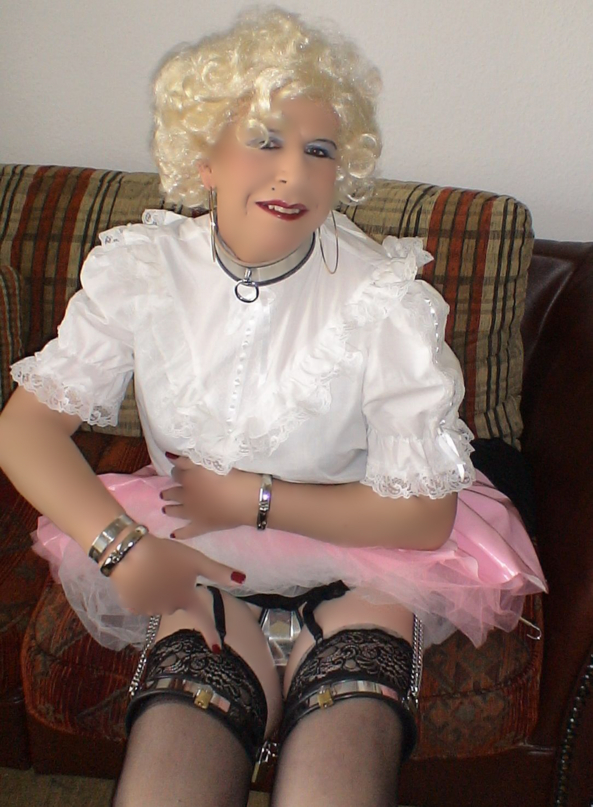 Daily Sissy Photo, pansy chastity feminization, Sissy Fashion,Bad Boy To Good Girl,Dolled Up,Feminization