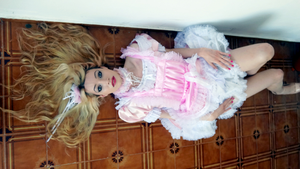 Sissy Sasha - Some pics of me from the last few months :), sissy,frilly,prissy,pink,passable,blonde,young,abdl,doll, Adult Babies,Feminization,Hormones,Sissy Fashion,Diaper Lovers,Dolled Up