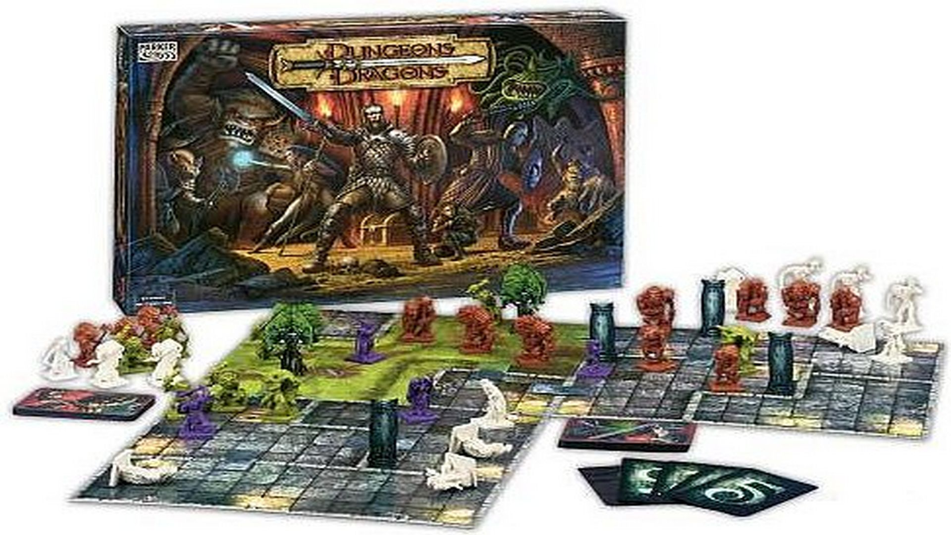 Dragons Board Dungeons And Original 0