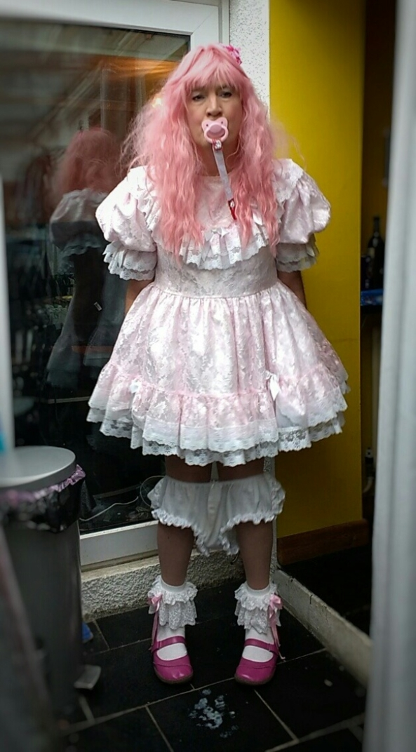Sissy baby Emily - Playing dress up in my prettiest clothes., sissy,baby,frilly,nappy,diaper,school, Diaper Lovers,Bad Boy To Good Girl,Dolled Up,Adult Babies,Feminization,Masterbation,Sissy Fashion