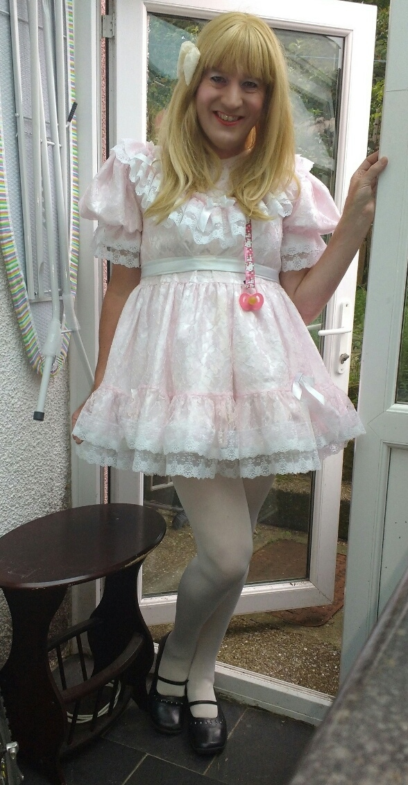 Baby Emily - Frills and bows, Sissy,baby,nappy,diaper,humiliation, Bad Boy To Good Girl,Dolled Up,Diaper Lovers,Adult Babies,Feminization,Masterbation,Sissy Fashion
