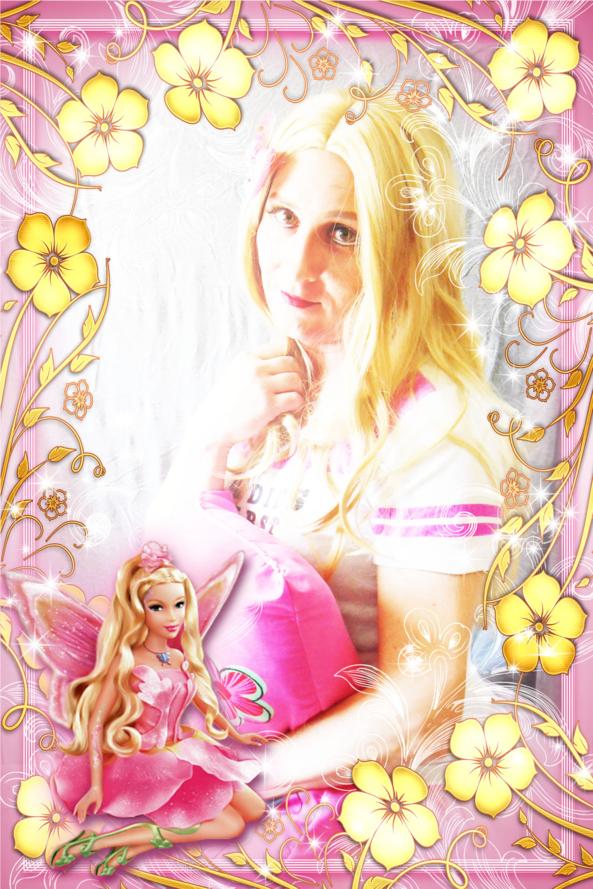 Barbie girl , pink sissy girl, Feminization,Sissy Fashion,Fairytale,Dolled Up
