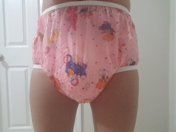 First Album - My first time showing myself being diapered and being cute, diaper,romper,gloves,tights,wig,sissy, Adult Babies,Feminization,Body Suits,Diaper Lovers,Dolled Up,Sissy Fashion
