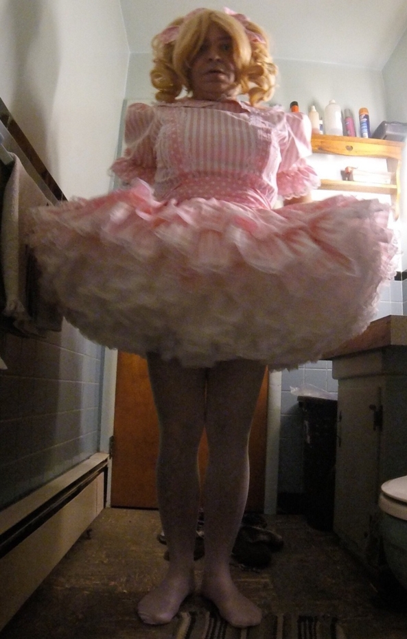 Sissy Brianna from New York , Sissy,sissy exposure,sissy humiliation,Sissybrianna , Dolled Up