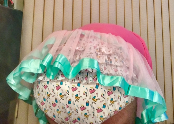 Some sissy - Me in my Disney sissy, Diaper,Disney,plastic pants, Adult Babies,Diaper Lovers,Sissy Fashion