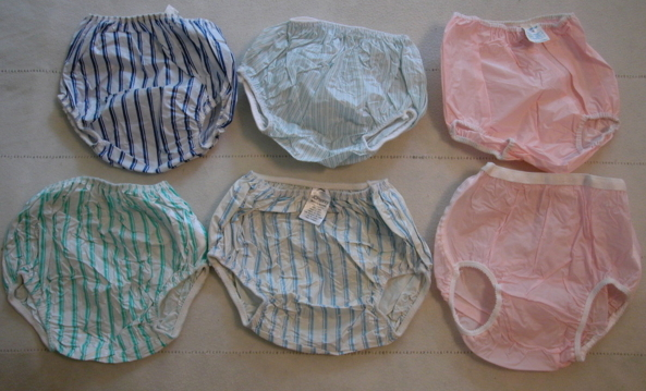VINTAGE ITEMS  - Vintage baby items, from my collection., Plastic pants , Adult Babies,Diaper Lovers